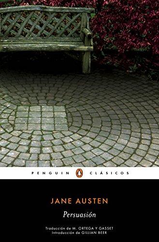 Persuasión (PENGUIN CLÁSICOS) - JANE AUSTEN - Penguin Clásicos